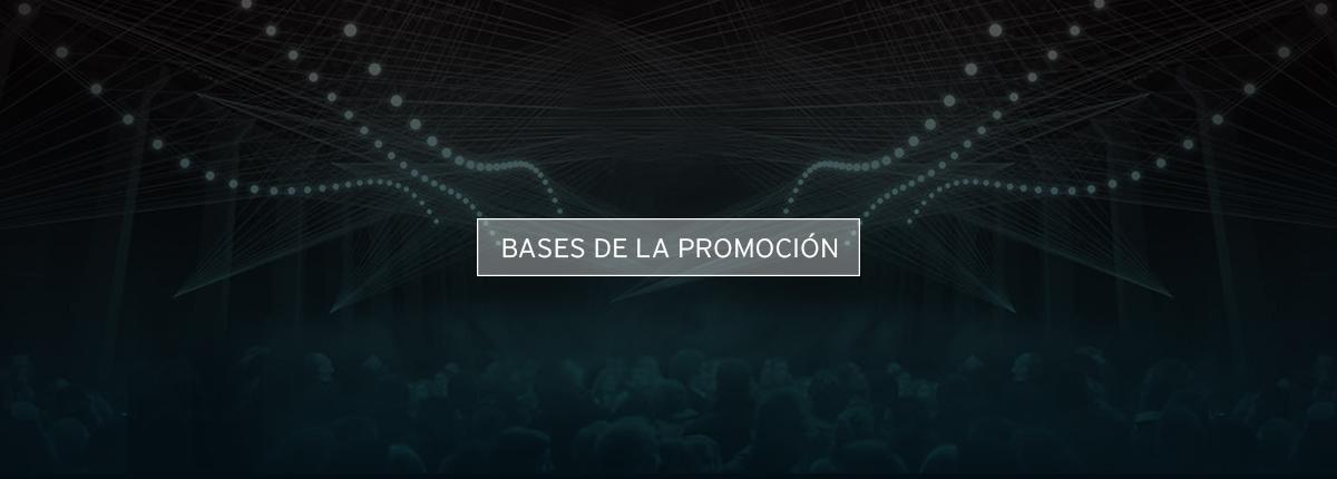 bases de la promoción