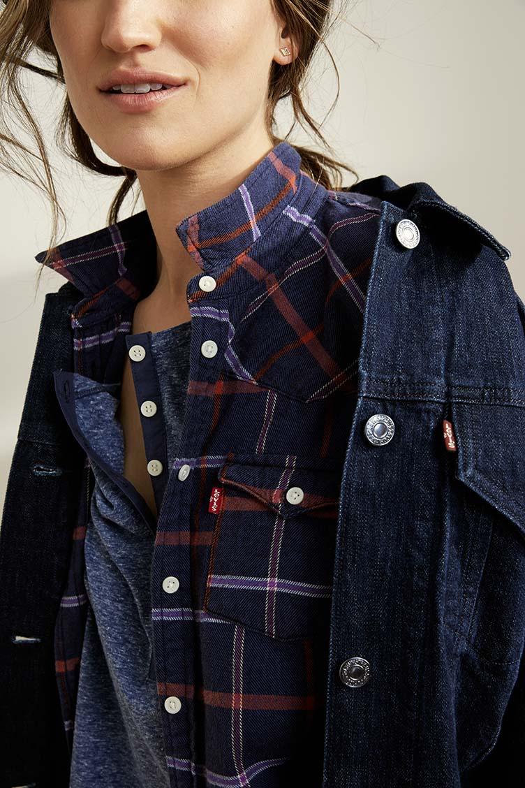 jacket & blouse