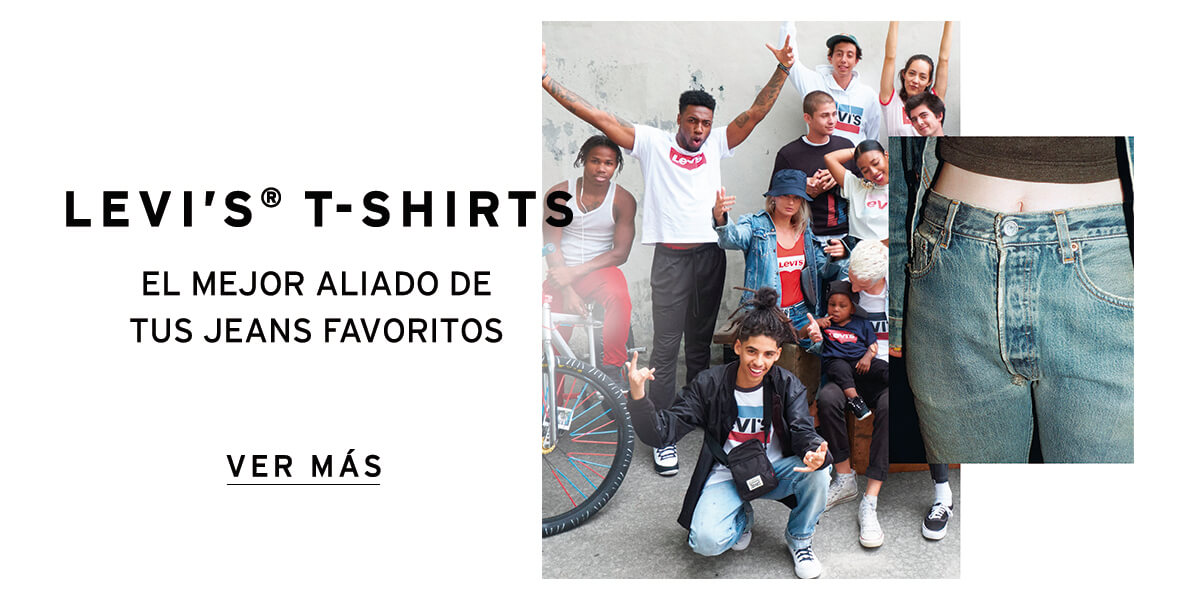 graphic tees t-shirts levis poleras remeras