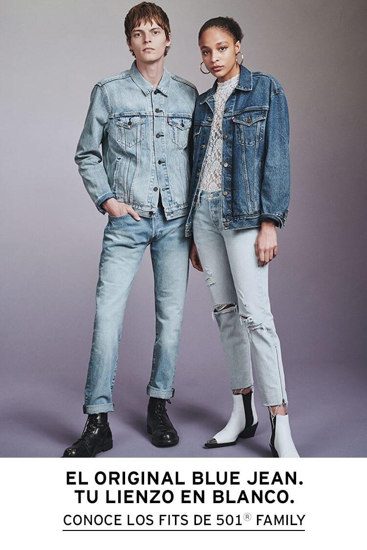 el original blue jean levi`s.