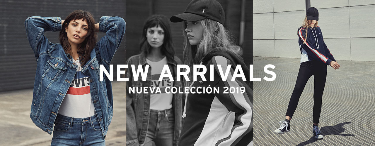 new arrivals equatorial 2019 levis otoño invierno fall winter