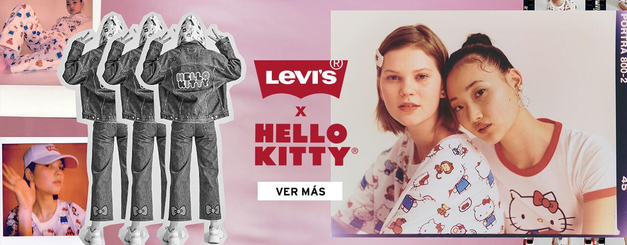 hello kitty levi's