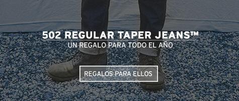 502 regular taper jeans un regalos para todo el año levis